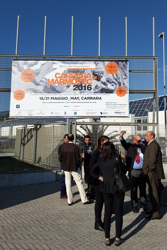 1st INTERNATIONAL SUSTAINABLE STONE CONFERENCE - Carrara, 20/5/2016